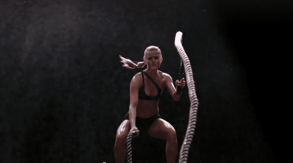 battle rope workout 2