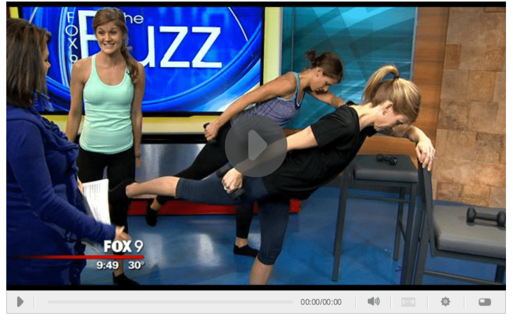 Barre Basics: 4 Barre Exercises You Can Do At Home Fox 9