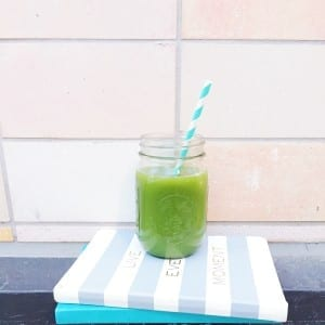 simple green juice for beginners