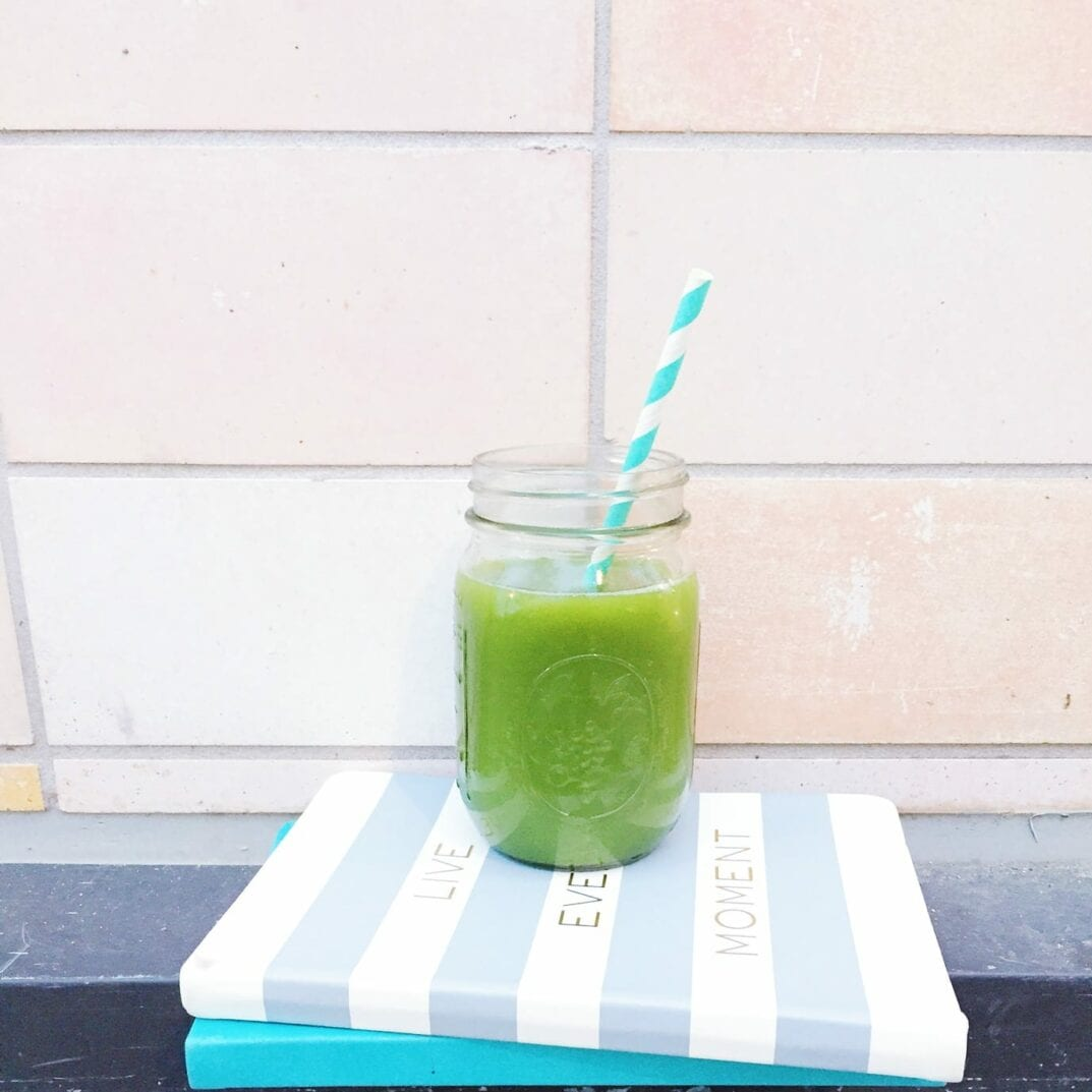 Simple Green Juice for Beginners | Nourish Move Love