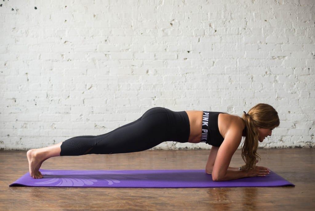low plank