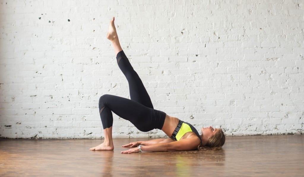 glute bridge | butt lift | booty workout
