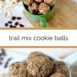 Trail Mix Recipe | Trail Mix Energy Balls