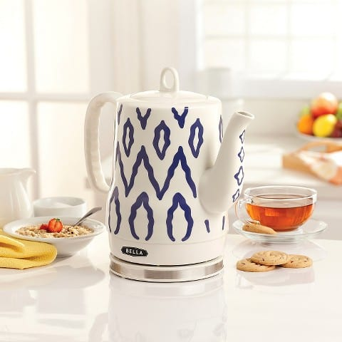 my favorite things november 2015 - bella electric tea kettle