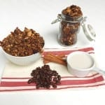 coffee granola recipe, the DIY holiday gift everyone will love - www.nourishmovelove.com