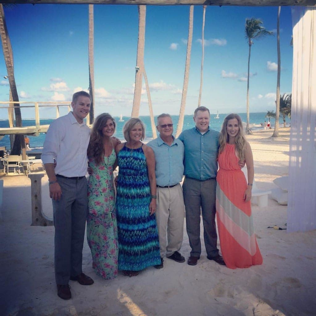 my favorite things november 2015 - family photo punta cana