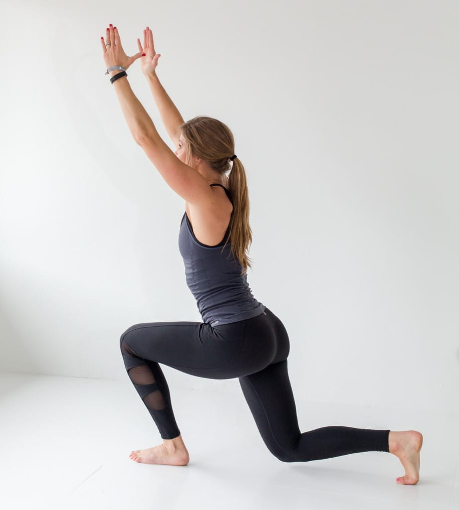 4 exercises to build a booty -- butt workout -- www.nourishmovelove.com