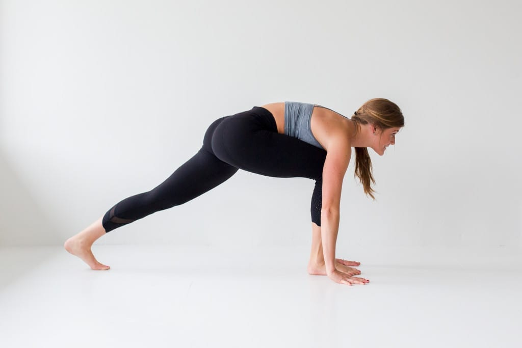 10 Morning Yoga Poses Low Lunge Nourishmovelove