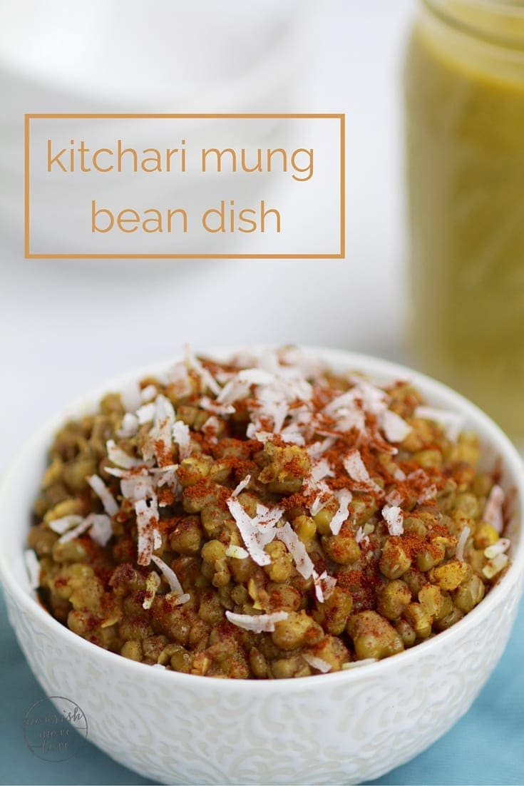 kitchari: the cleansing ayurvedic dish everyone should be eating | Meet kitchari! This bowl may not look like much to the eye, but this Ayurvedic mung bean dish is considered incredibly nourishing and cleansing {and the new health rage on the yogi scene}. | www.nourishmovelove.com