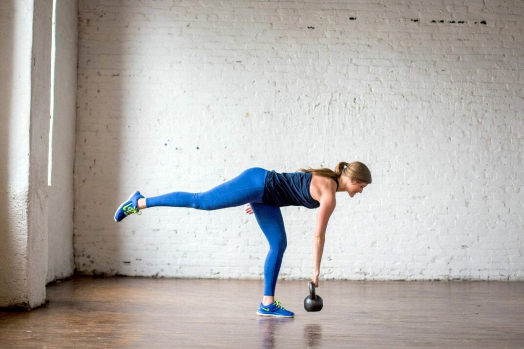 kettlebell pyramid workout  20 minute amrap