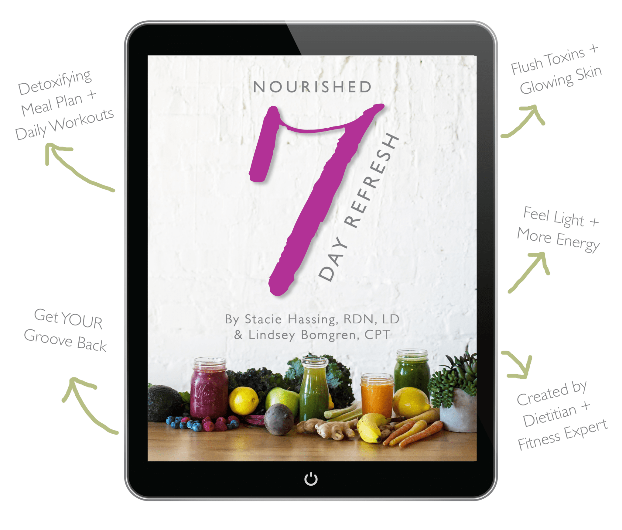 Nourished 7-Day Refresh Cover
