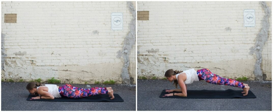 plank up