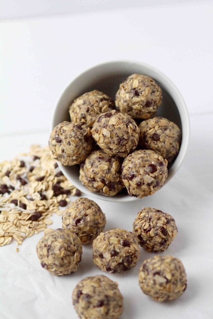 tahini energy balls