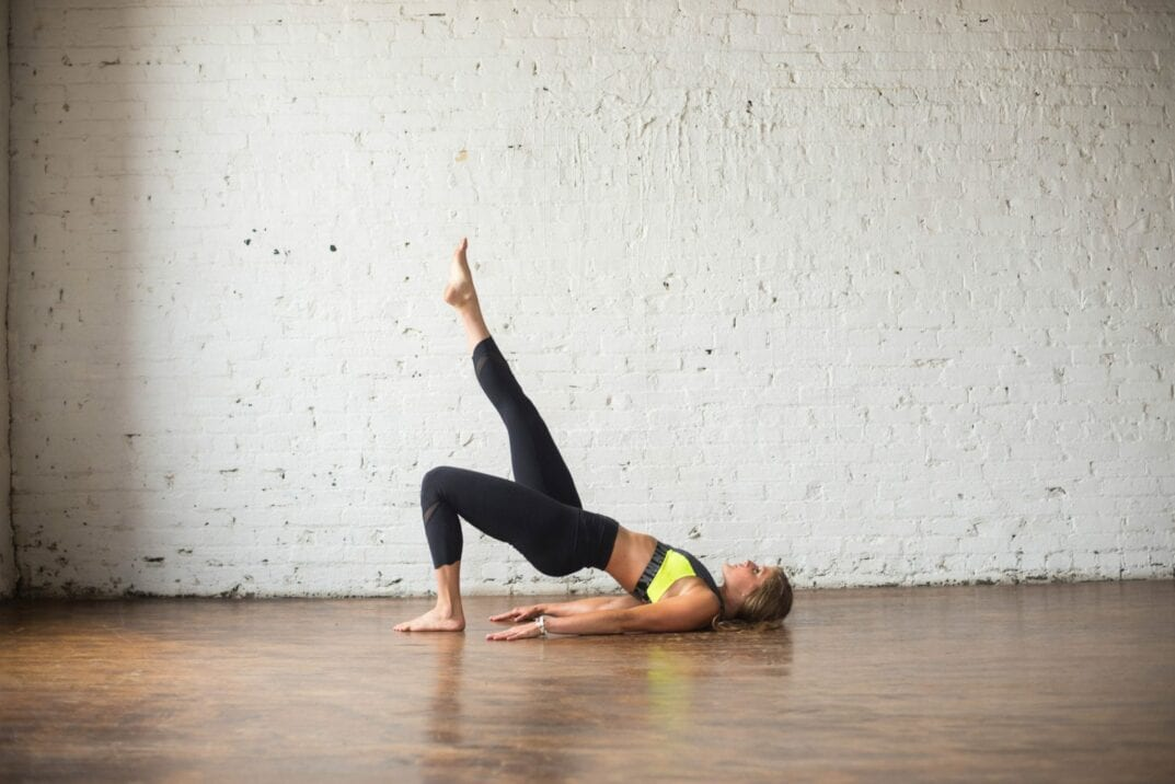 3 butt-lifting exercises you can do lying down | www.nourishmovelove.com