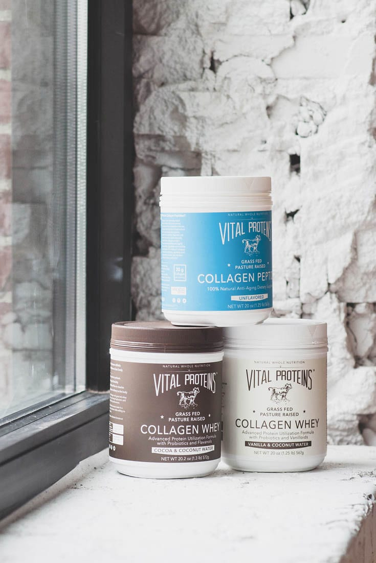 vital proteins collagen whey