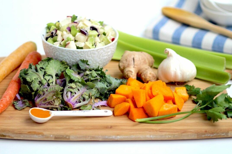 detox vegetable soup ingredients