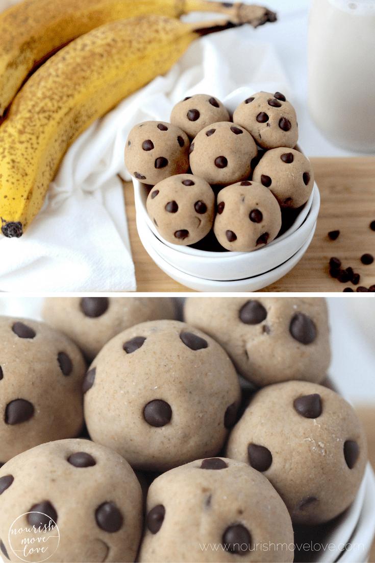 easy, 3-ingredient cough dough dessert bites