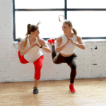holiday hustle: 45-minute holiday bootcamp workout with fit foodie finds