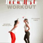 45-minute holiday workout   www.nourishmovelove.com