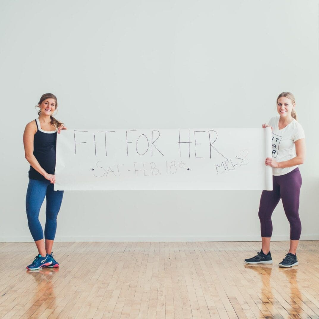 Fit For Her MPLS Event
