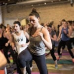 fit for her minneapolis event recap + 30 minute barre strong hiit workout