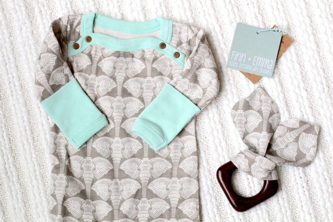 Finn + Emma Organic Baby Clothing, Toys + Accessories
