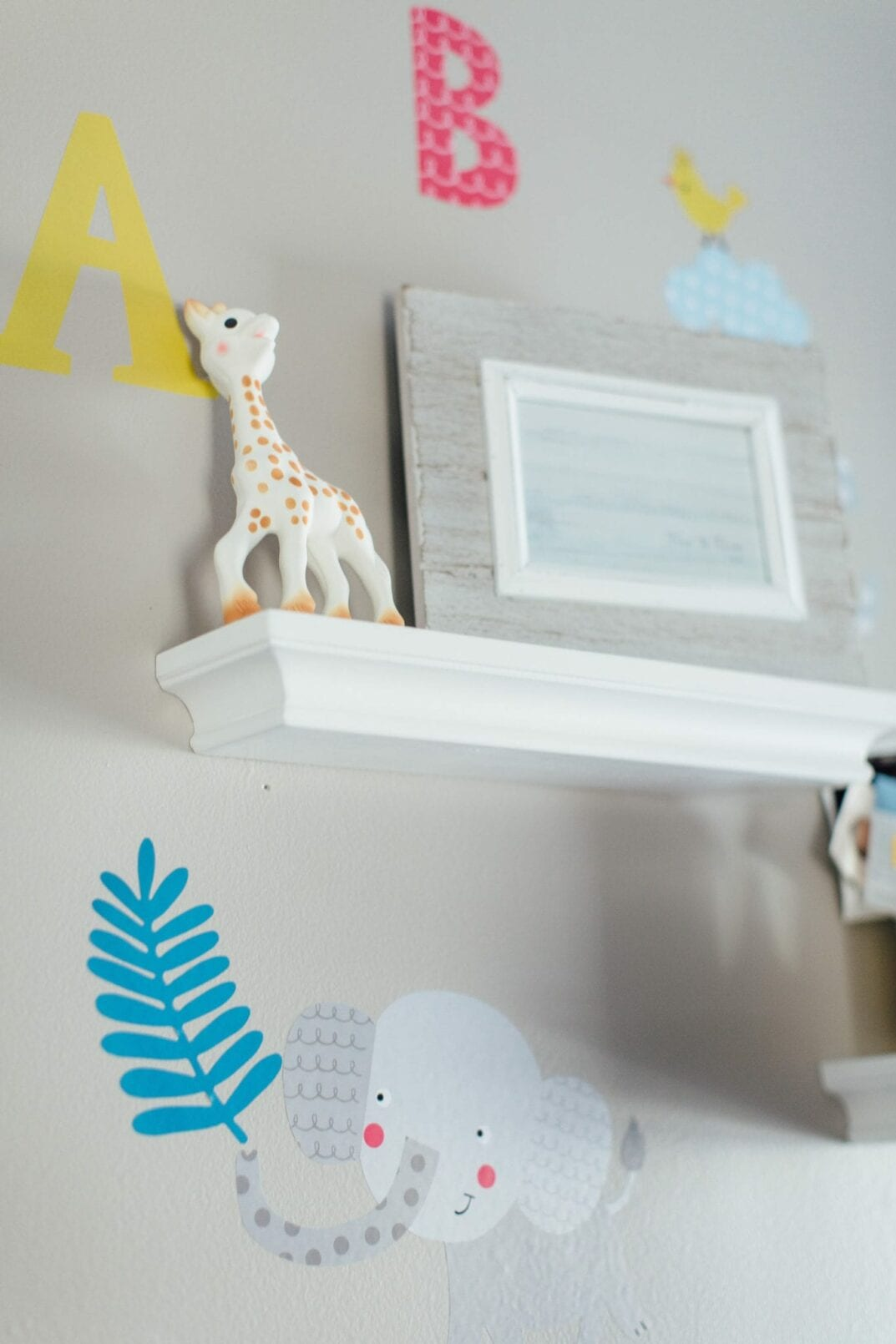 Paper Riot nursery decor