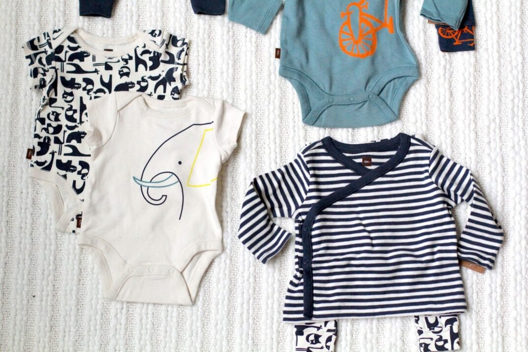 Tea Collection Newborn Apparel