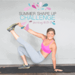 ultimate intervals 30-minute workout video + join the summer shape up challenge today!
