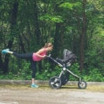 30 Minute Run + Tone Stroller Workout with Bumbleride Speed Stroller