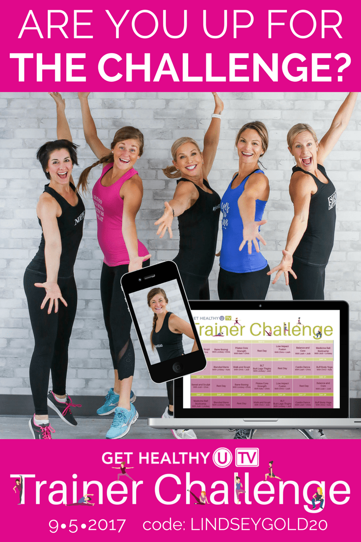 GHUTV Trainer Challenge + Barre Boxing Video | www.nourishmovelove.com