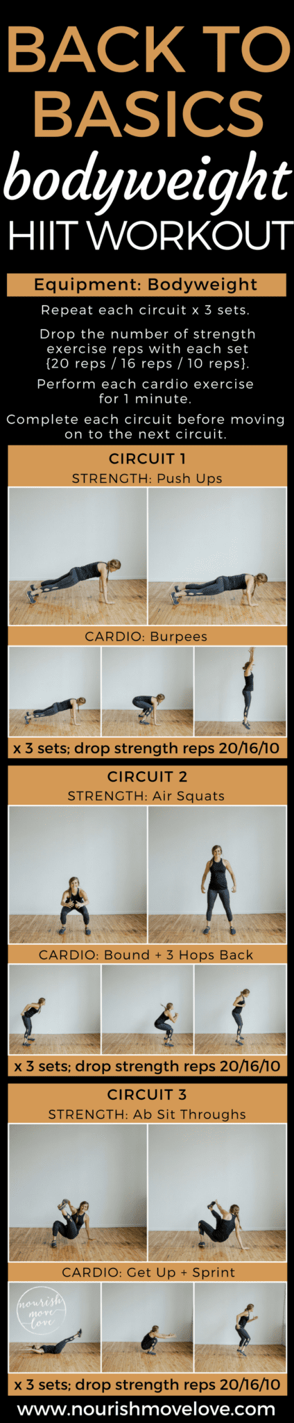 Back Circuit Workout