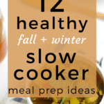 slow cooker recipes for fall