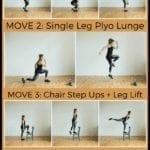 6 Best Booty Building Exercises for Women | www.nourishmovelove.com