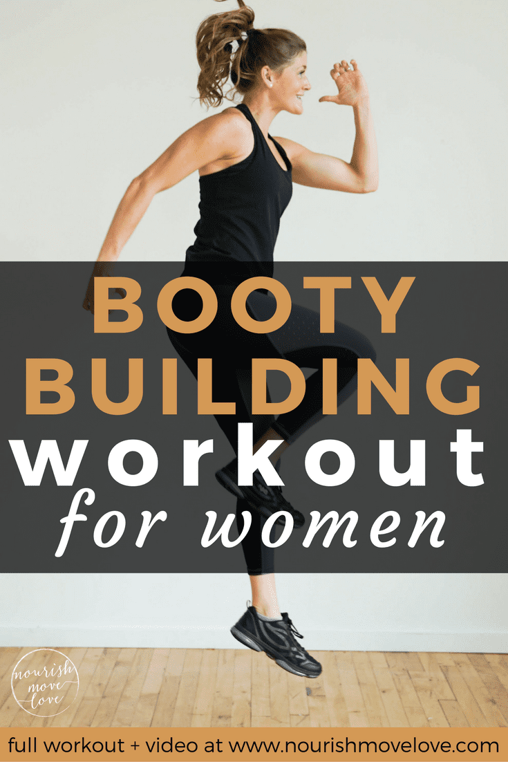 bcc48fc066515 6 Best Booty Building Exercises for Women | Nourish Move Love