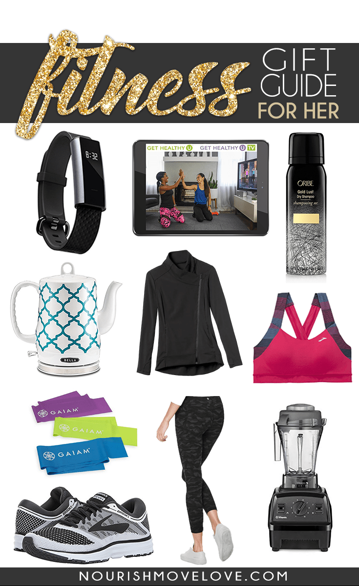 Fitness Gift Guide for Moms | www.nourishmovelove.com