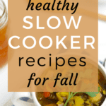 healthy crockpot recipes for fall