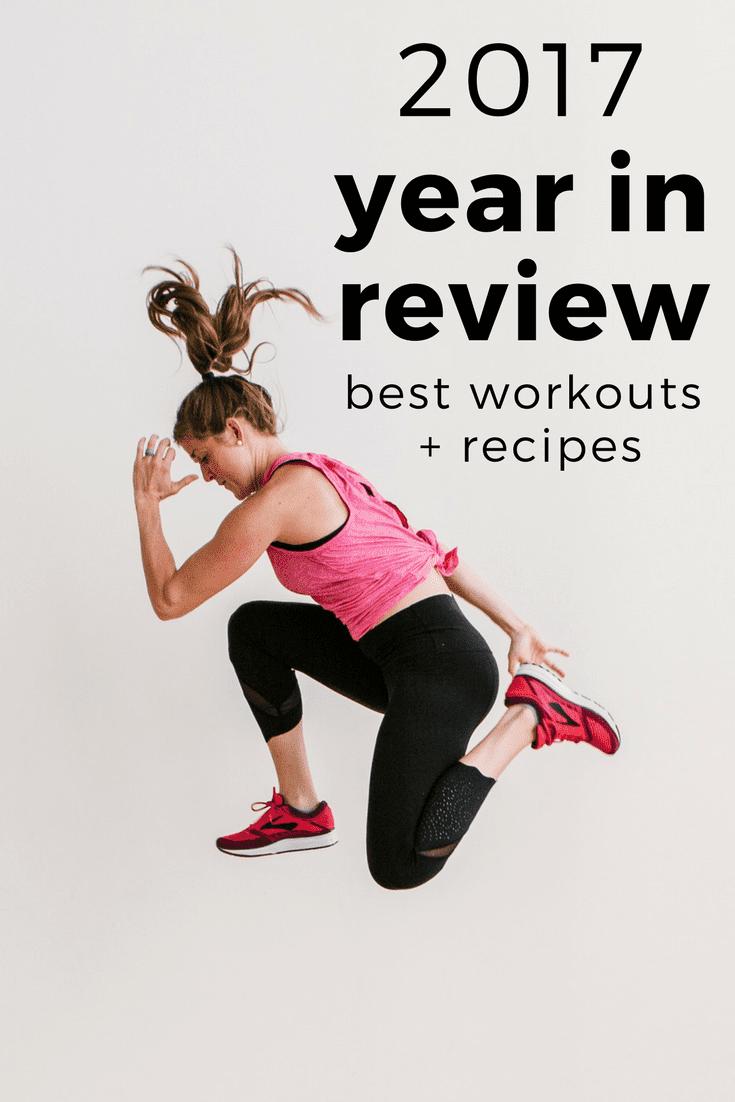 2017 year in review | www.nourishmovelove.com