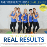 arms + abs 45-minute workout video + 28-day real results challenge!
