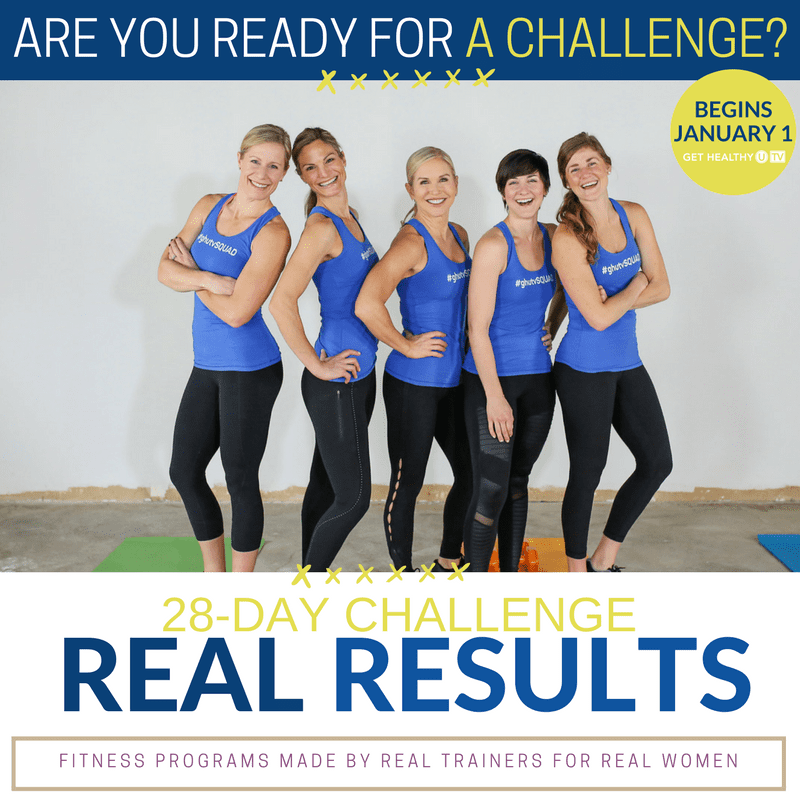 Real Results Challenge Opt In