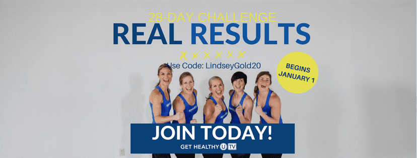 Real Results Challenge Footer