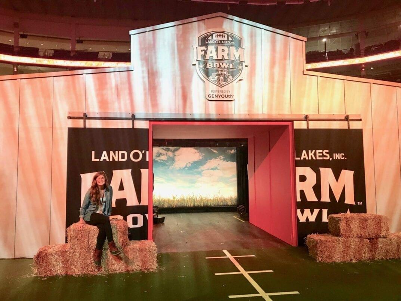 Land O' Lakes Farm Bowl