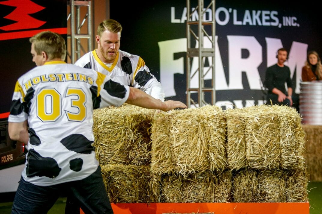 Land O'Lakes Farm Bowl Kyle Rudolph