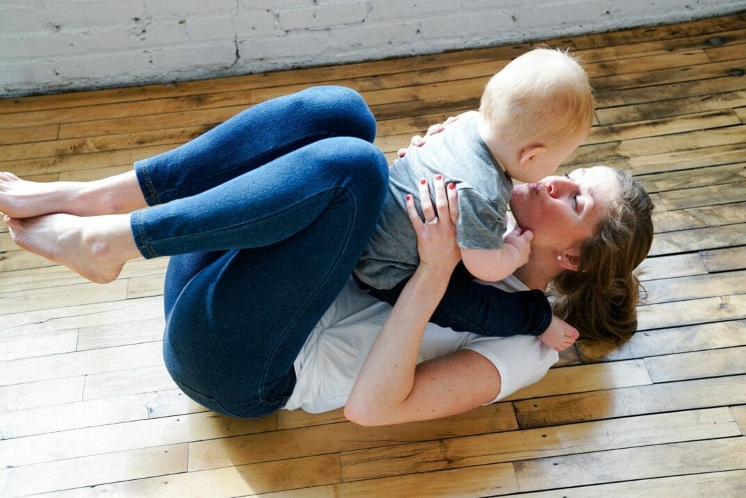 3 Things I Learned in My First Year of Motherhood | www.nourishmovelove.com