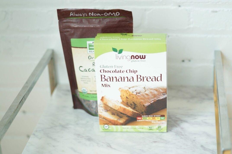 Baking Mixes + Cacao