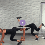45-Minute Butt, Legs + Thighs At-Home Workout Video