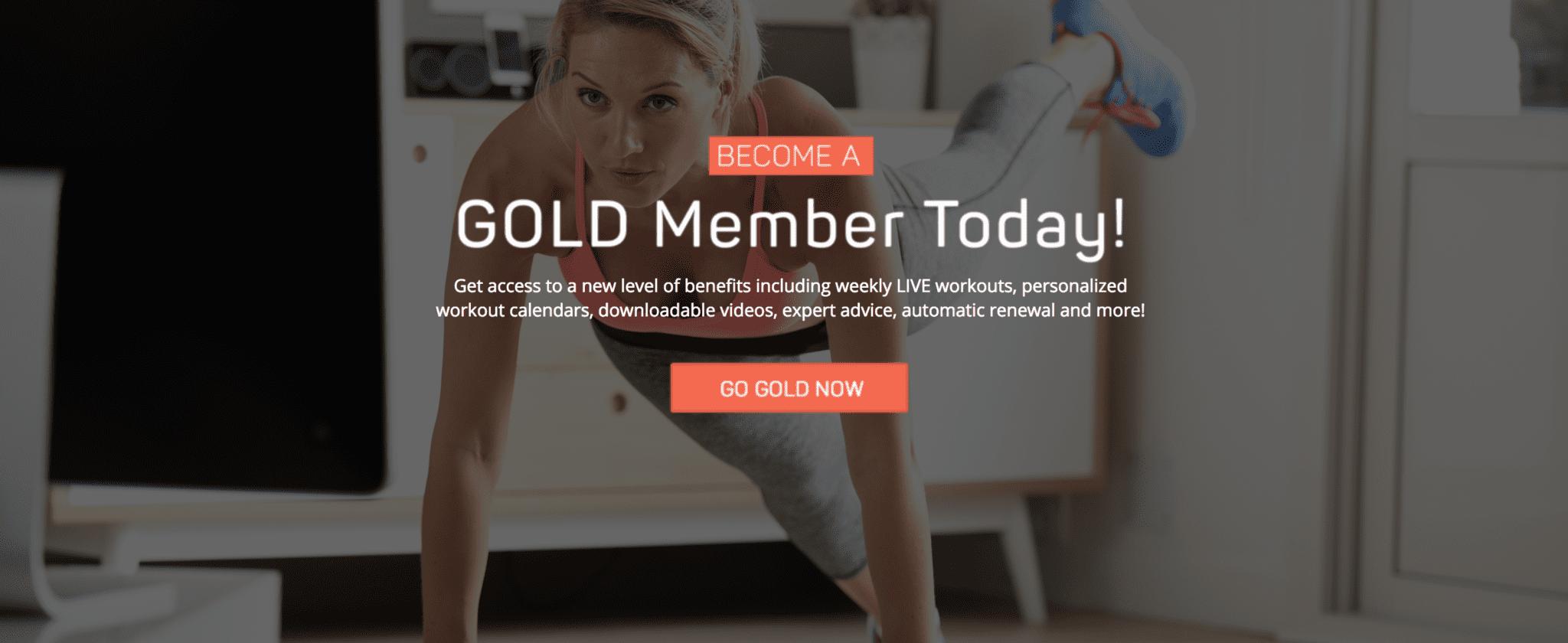 Get Healthy U TV Gold Member