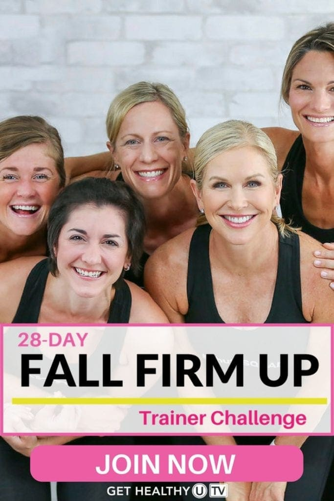 Fall Firm Up | Workout Calendar | Workout Video
