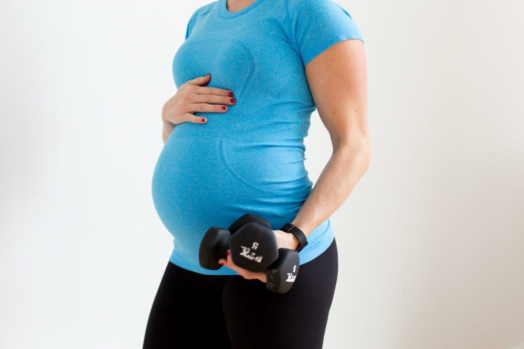 Fit pregnancy workouts | prenatal workouts | nourishmovelove