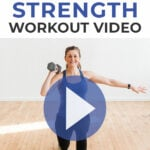 Full Body Strength Workout Video